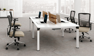 Modulare Office Workstation-Hardware-Rahmentabelle (HC-89)